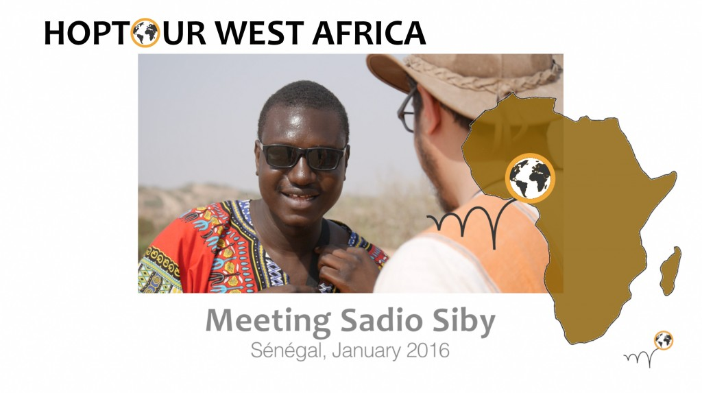 Meeting Sadio Siby