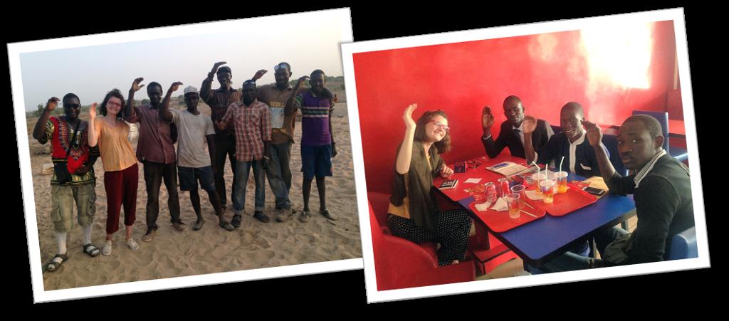 Rencontres, Sénégal