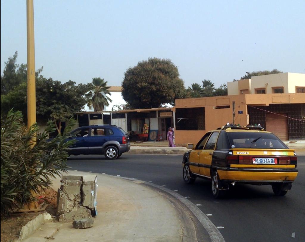 Taxi, Dakar