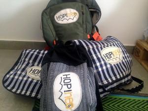 Les sacs sérères Hopineo