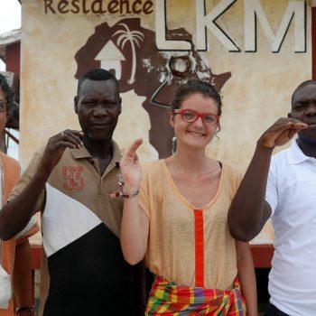 L'équipe Walebo, Côte d'Ivoire