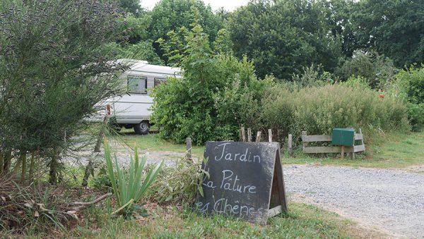 Jardin La Pature Es Chêne permaculture