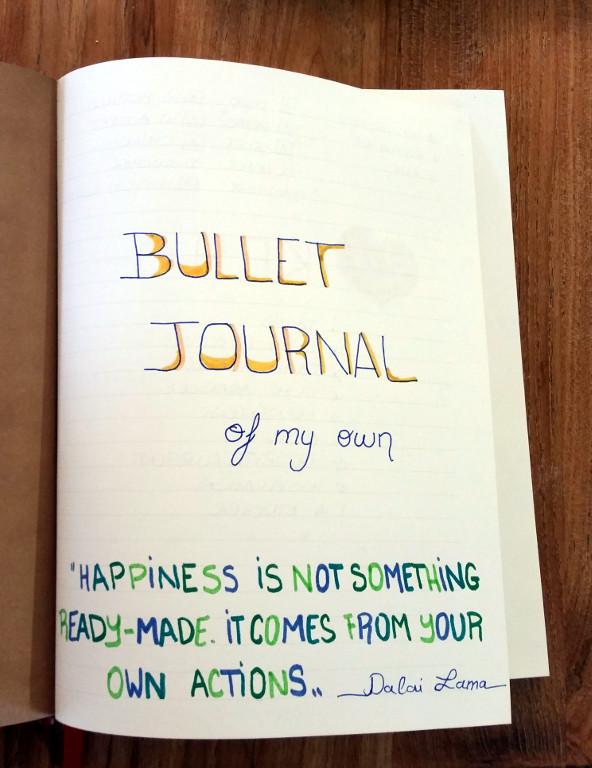 bullet journal introduction mon p 39 tit pote en transition. Black Bedroom Furniture Sets. Home Design Ideas