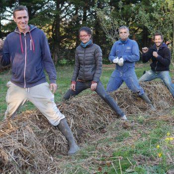 Permaculture joie et transition Vendée