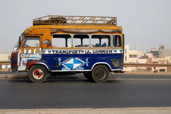 Transport en commun, Dakar