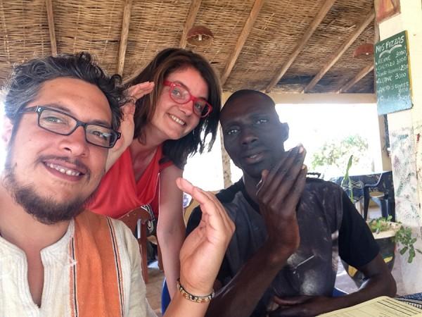 Bureau du Tourisme de Ndangane avec Hopineo