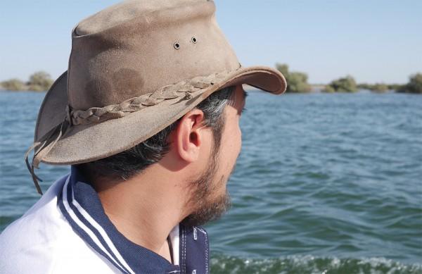 Mahery les yeux dans le Saloum