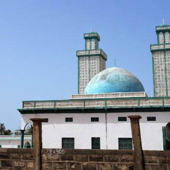 Mosquée, Djilor