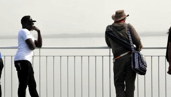 Mahery sur le ferry