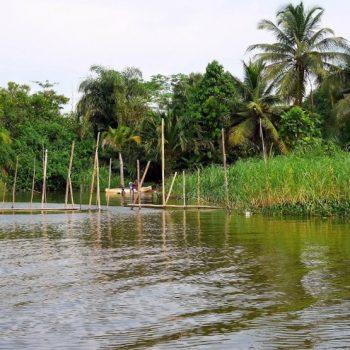 Lagune, Côte d'Ivoire