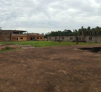 Hôtel en construction Aby Côte d'Ivoire