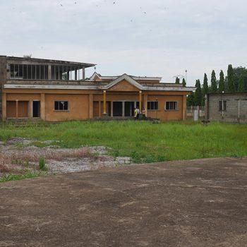 hôtel construction à Aby Côte d'Ivoire ensemble