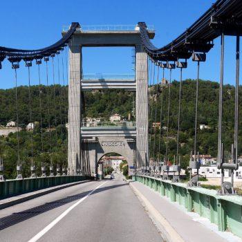 Ardèche, Pont