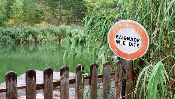 Baignade, Oasis Bellecombe
