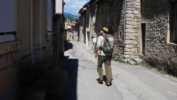 Drome, Barsac, Village