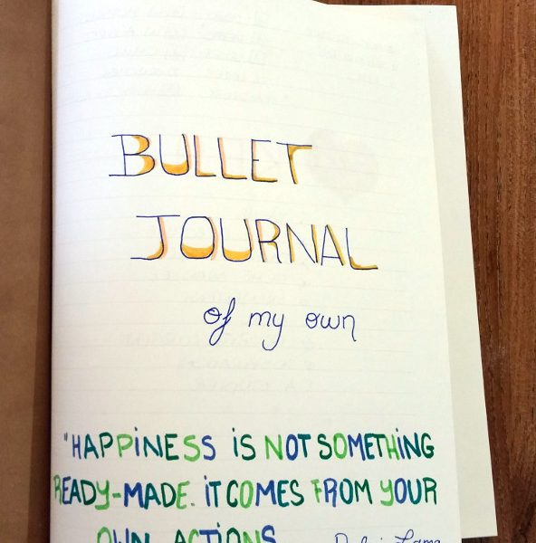 Bullet, page de garde