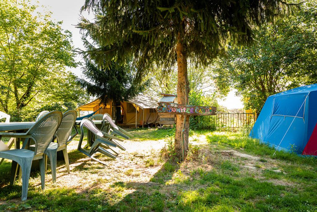 summer camp à Tuca